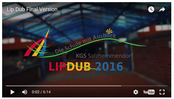 KGS LipDub Video 2016